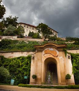 Prague - Hradčany - The Gardens