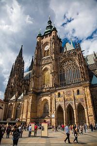 Prague - Hradčany - St. Vitus Cathedral