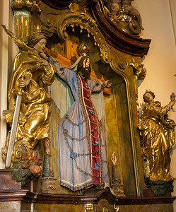 Pregue - Hradčany - Loretta