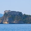 First views of Procida from the ferry