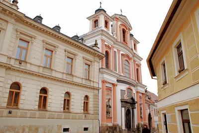 Kutná Hora - Eglise Saint-Jean Népomucène