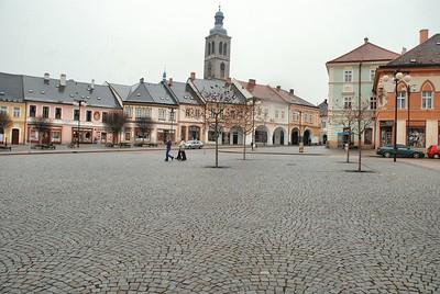 Kutná Hora - Place Palackého