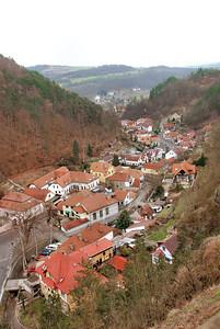 Village de Karlštejn