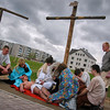 EU 330 - Belarus, Good Friday in the parish of St. Sigismund in Baranavichy