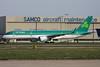 "EI-LBR Boeing 757-2Q8 ""Air Contractors"" c/n 28167 Maastricht/EHBK/MST 25-03-14 ""Aer Lingus"""