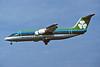 EI-CLI British Aerospace 143-300 c/n E3159 Glasgow/EGPF/GLA 1995 (35mm slide)