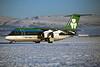 EC-CLH BAe 146-300 c/n E3146 Glasgow/EGPF/GLA 26-12-95 (35mm slide)