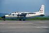 "254 Britten Norman BN-2T-4R ""Irish Air Corps"" c/n 4008 Baldonnel/EIME 01-06-99 (35mm slide)"