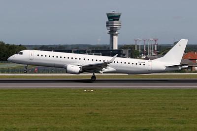 "EI-GGB Embraer Emb-195-200LR ""Stobart Air"" c/n 19000204 Brussels/EBBR/BRU 09-06-19"