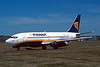 EI-CKQ Boeing 737-2K2 c/n 22906 Prestwick/EGPK/PIK 28-06-95 (35mm slide)