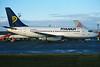 EI-CNT Boeing 737-230Adv c/n 22115 Prestwick/EGPK/PIK 30-12-96 (35mm slide)