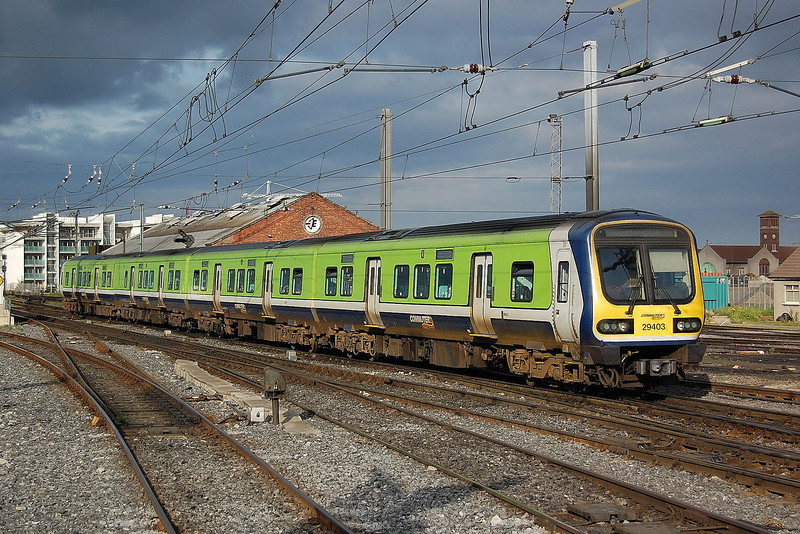 2903 at Dublin Connolly.