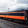 Mk2 generator car 5608 at Limerick.