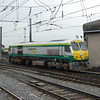 224 in Intercity livery at Dublin Connolly.