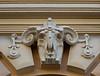 Art Nouveau facade detail, Alberta iela