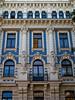 Art Nouveau facade, Strelnieku iela
