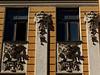 Art Nouveau facade, maybe Rupniecibas iela