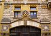 Art Nouveau facade, Old Town