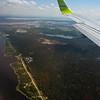Landing in Riga