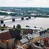 Daugava River bridges