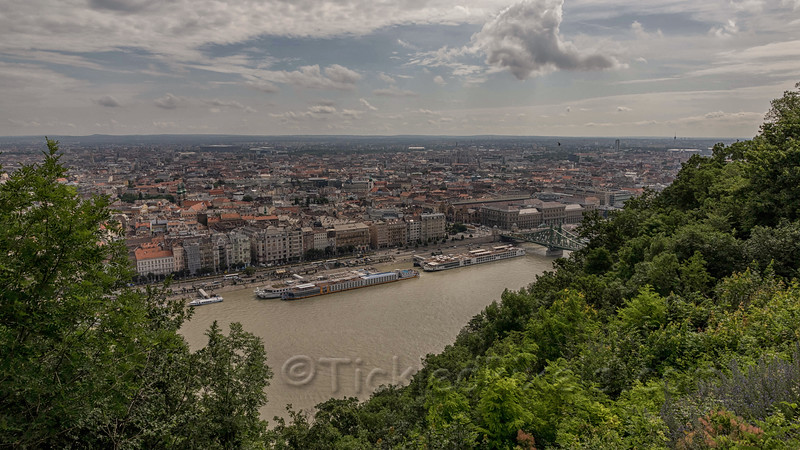 Riverboats on the Danube