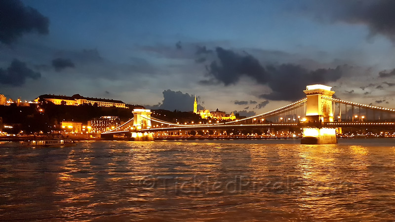 Evening on the Danube