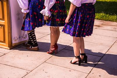 shoes - Orthodox Pentacost Sunday