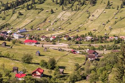 Transylvania region