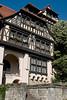 <center>Palace at Sinaia<br><br>Peles Castle<br><br>Sinaia, Romania    </center>