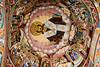 <center>Monastery Dome Icon<br><br>Rila Monastery<br><br>Rila, Bulgaria    </center>