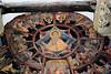 <center>Dome Painting<br><br>Sinaia Monastery<br><br>Sinaia, Romania    </center>