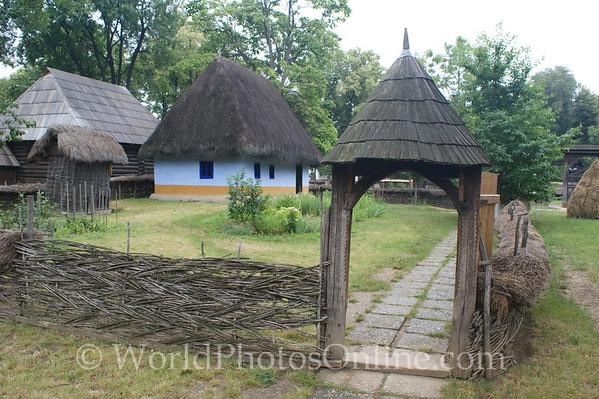 Bucharest - National Village Museum - Dumitra (neolithic) 1