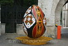 Bucharest - Patriarchal Cathedral and Palace Complex - Easter Egg