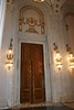 Bucharest - Palace of the Parliament - Meeting Hall - Door