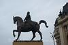 Bucharest - Statue of King Carol I