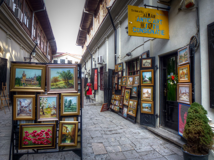 bucharest art