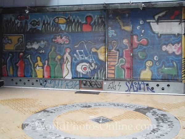 Bucharest - Graffiti Art