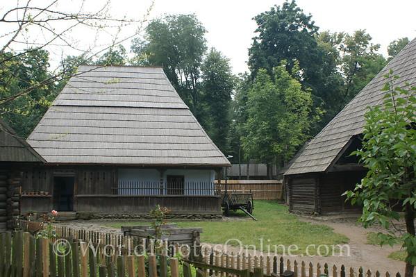 Bucharest - National Village Museum - Bancu 1862 b