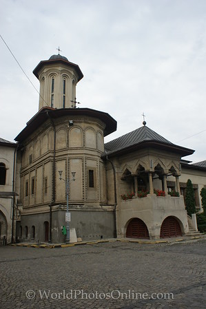Bucharest - Patriarchal Cathedral and Palace Complex