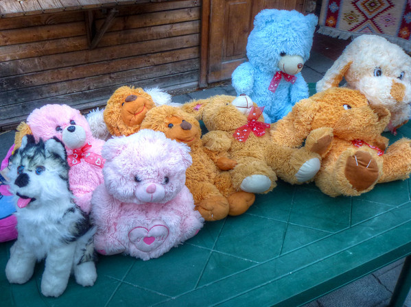 teddy bears romania