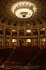 Bucharest - Palace of the Parliament - Auditorium