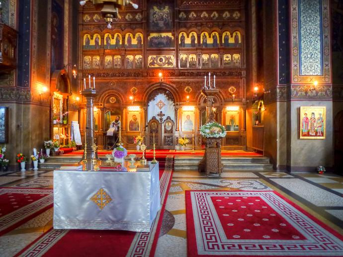 craiova Cosuna Monastery