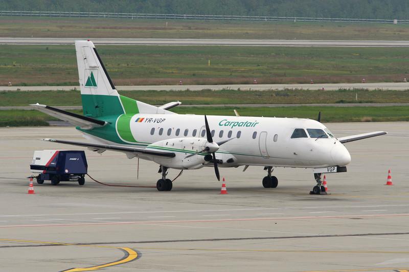 "YR-VGP SAAB SF.340B ""Carpatair"" c/n 228 Budapest-Ferihegy/LHBP/BUD 27-09-07"