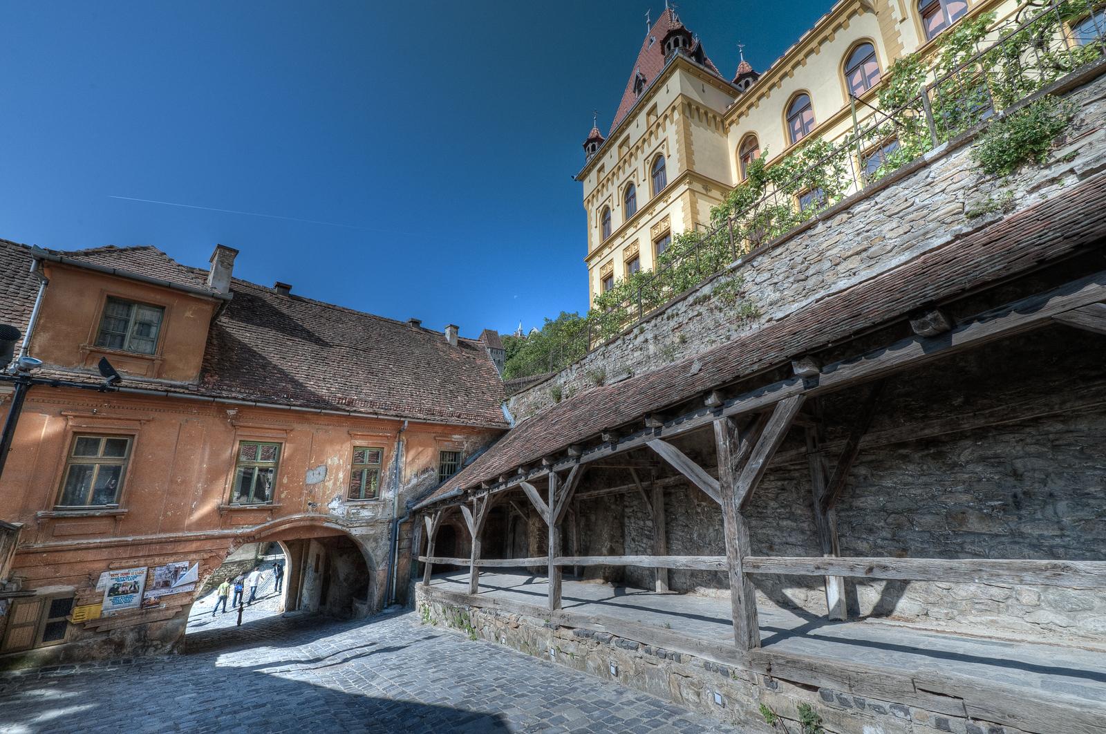 Historic Center of Sighisoara UNESCO World Heritage Site, Romania