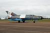 """6807 Mikoyan-Gurevich MiG-21 MF-75 Lancer C """"Romanian Air Force"""" c/n 96006807 Fairford/EGVA/FFD 22-07-19"""