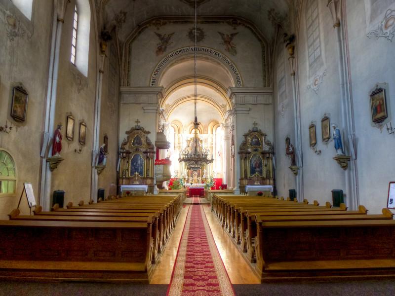sibiu romania church