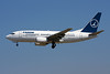 YR-BGG Boeing 737-78J c/n 28442 Barcelona-El Prat/LEBL/BCN 29-06-08