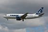 YR-BGD Boeing 737-38J c/n 27182 Heathrow/EGLL/LHR 18-07-09