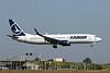 YR-BGK Boeing 737-800 c/n 63702 Amsterdam/EHAM/AMS 21-05-18