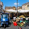 Campo dei Fiori's daily market